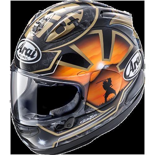 Arai Corsair-X Helmet Dani Samurai-2