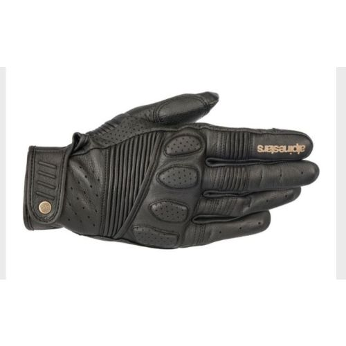 Alpinestars Crazy Eight Leather Gloves