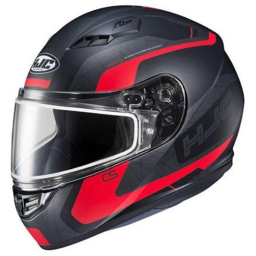 HJC CS-R3 Dosta Snow Helmet with Dual-Lens Shield