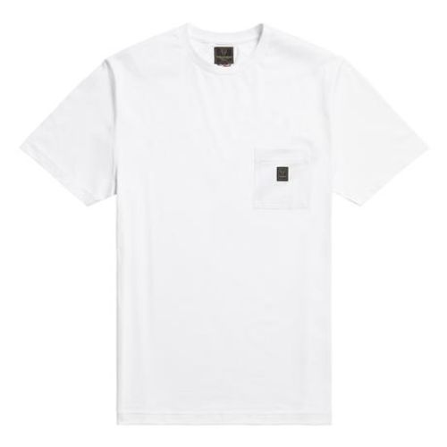 TRIUMPH Ditchling White Tee