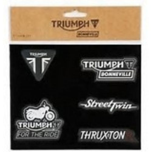 TRIUMPH Bonneville Sticker Set