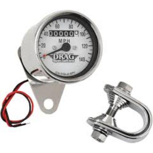 DRAG Specialties 2240:60 Ratio Mini Speedometer