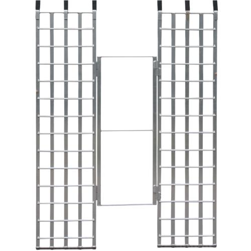BVP Heavy-Duty Aluminum Loading Ramp (1200lbs Capacity)