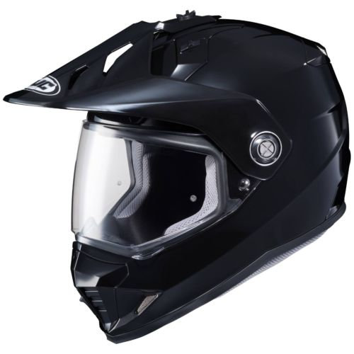 HJC DS-X1 Solid Snow Helmet with Dual-Lens Shield