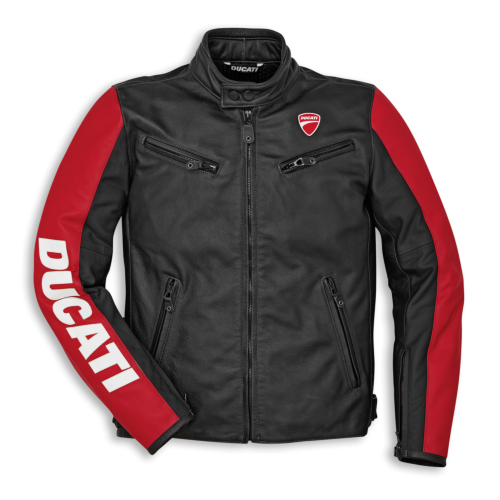 Ducati Company C3 Leather Jacket