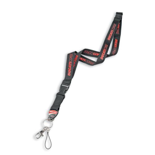 Ducati Corse Passholder - Key Ring