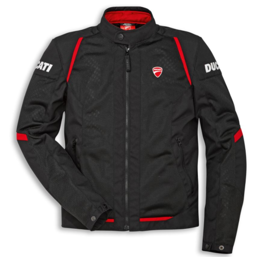 Ducati Flow C3 Fabric Jacket