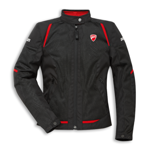 Ducati Flow C3  Women's Fabric Jacket
