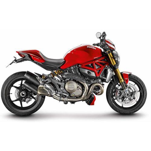 Ducati Monster 1200 Bike Model