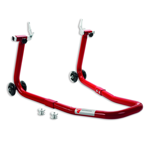 Ducati Panigale Rear Service Stand for Double-Sided Swinging Arm