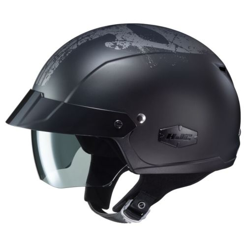 HJC IS-Cruiser Punisher Open Face Helmet