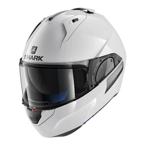 SHARK EVO-ONE 2 Solid White Helmet