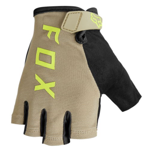 Fox Ranger Gel Short Finger Solid Gloves