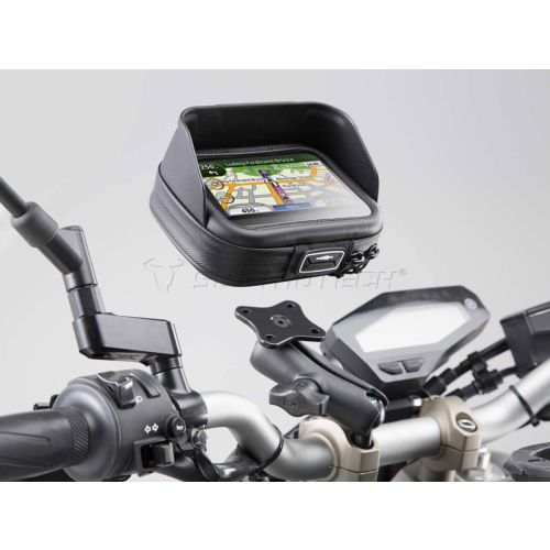 SW Motech Universal GPS Navi-Bag Mount Kit
