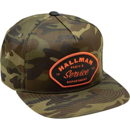Thor Hallman Department Snapback Hat