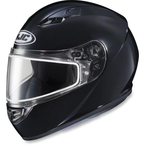 HJC CS-R3 Solid Snow Helmet with Dual-Lens Shield