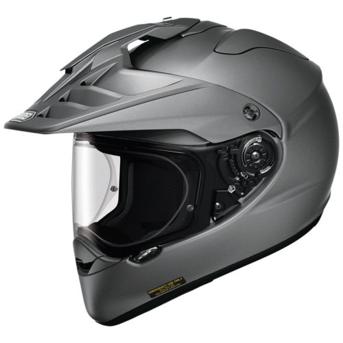 SHOEI HORNET X2 Solid Dual Sport Helmet