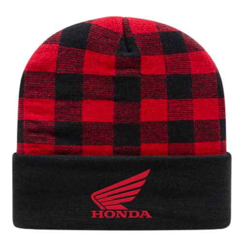 HONDA GEAR PLAID TOQUE