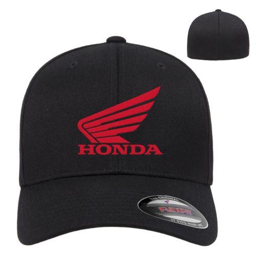 HONDA GEAR FLEXFIT ORIGINAL FULL BACK CAP