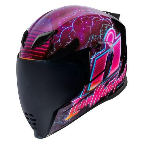 Icon Airflite Synthwave Full Face Helmet