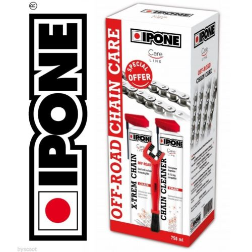 Ipone Off-Road Chain Cleaner Kit