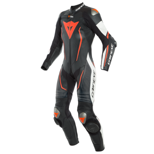 Dainese Misano 2 D-Air Lady 1PC Perforated Suit