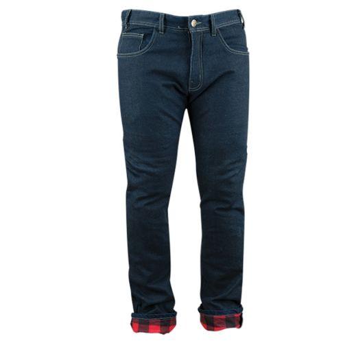 "Joe Rocket True North Lined Jeans - 34"" Inseam"