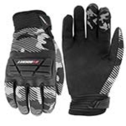Joe Rocket Velocity Leather/Mesh Gloves