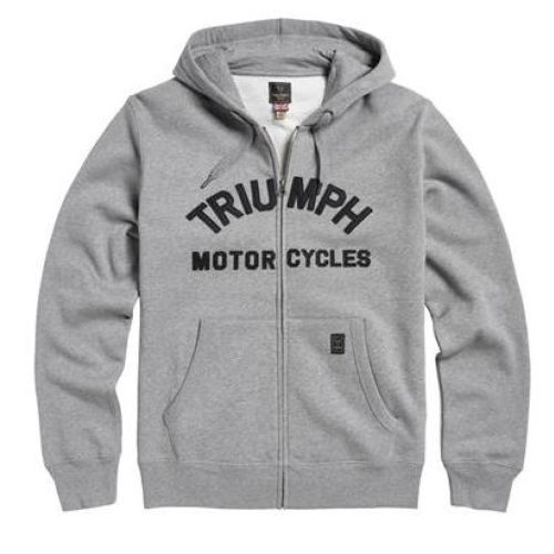 TRIUMPH LAVENHAM GREY ZIP THRU