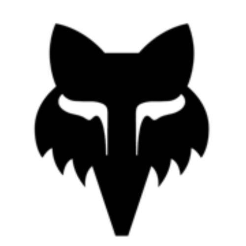 "Fox Legacy Head TDC 5.5"" Stickers"