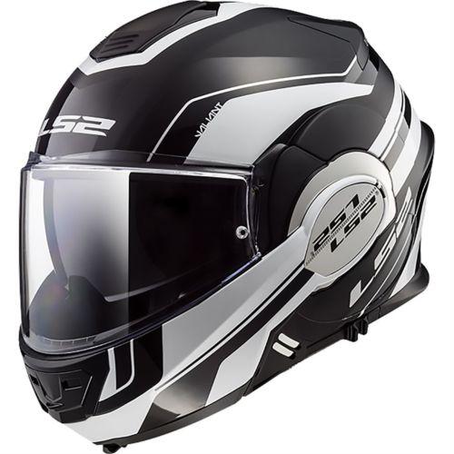 LS2 Valiant Helmet - Lumen