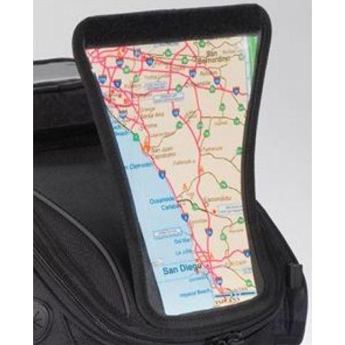 Tourmaster Elite Tri-Bag Removable, Replaceable Map Pocket