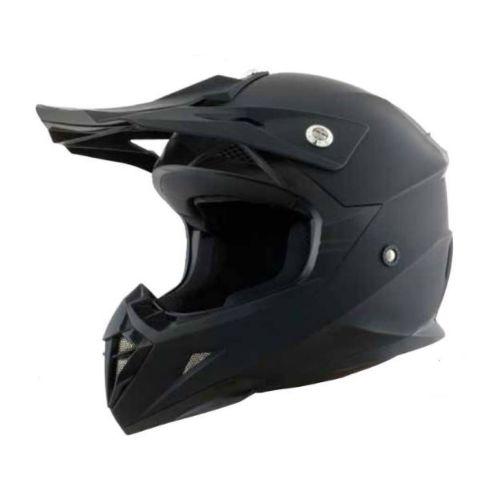 Zox Pulse Jr Solid Off Road Helmet