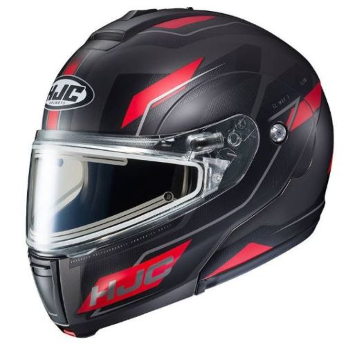 HJC CL-MAX 3 FLOW SNOW HELMET WITH ELECTRIC SHIELD