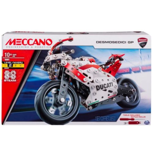 Ducati Meccano Desmosedici GP Assembly Kit
