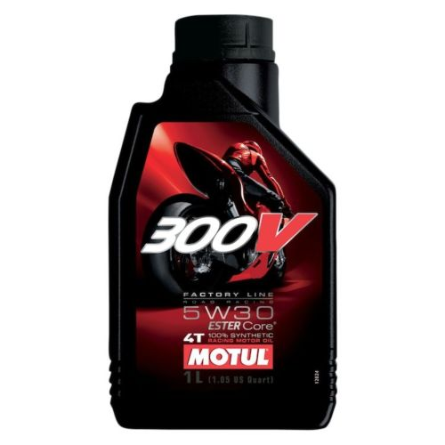Motul 300V Factory Line 4T Full Synthetic Oil