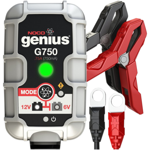 NOCO Genius 750 mA 6v-12v Battery Charger