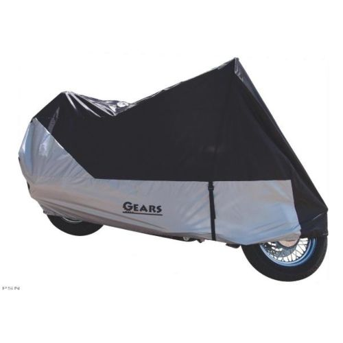 Gears Nylon Motorcycle Storage Cover