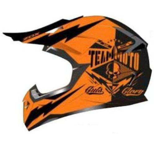 Zox Pulse Junior Glory Off Road Helmet