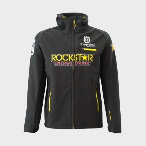 Husqvarna Casual Rockstar Replica Hardshell Jacket