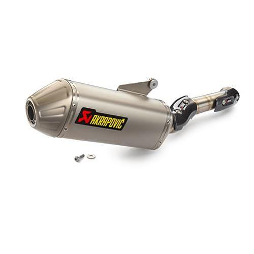 """KTM Carbon Akrapovič """"Slip-on Line"""""""