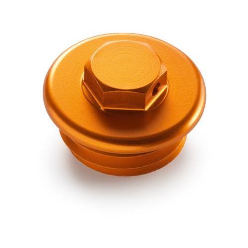 KTM Oil Plug - Orange