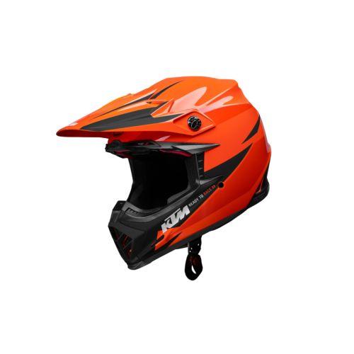 Bell Moto 9 Flex Helmet - KTM