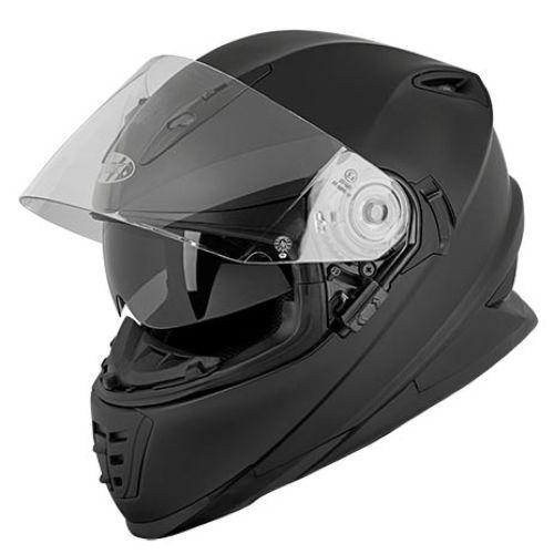 Joe Rocket RKT16 Matt Black Helmet