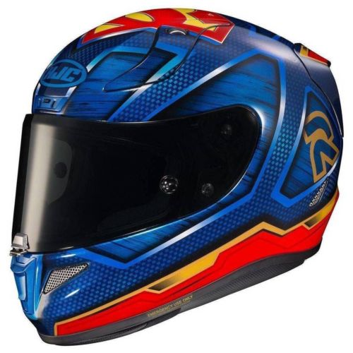HJC RPHA 11 Pro Superman Full Face Helmet