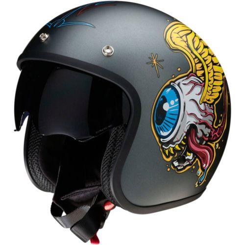 Z1R Saturn Flying Retina Open Face Helmet