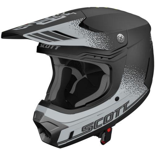 Scott 350 Evo Plus Retro Offroad Helmet