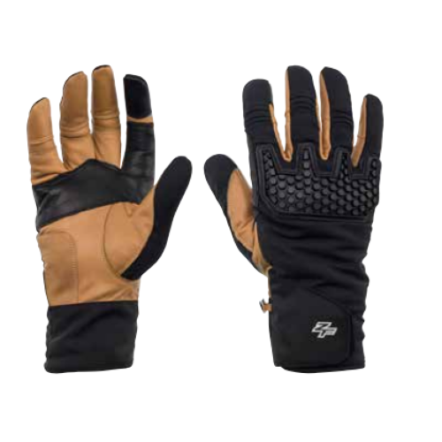 "Zero Factor ""Hi Grip"" Short Gloves"