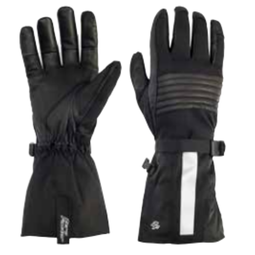 "Zero Factor ""Hi Grip"" long gloves"