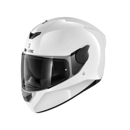 Shark D-Skwal 2 Full Face Helmet - Solid White